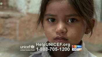 UNICEF/TAP Project TV Spot, 'Change' Featuring Angie Harmon - Thumbnail 3