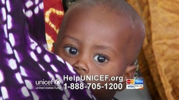 UNICEF/TAP Project TV Spot, 'Change' Featuring Angie Harmon - Thumbnail 4