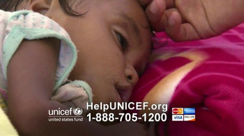 UNICEF/TAP Project TV Spot, 'Change' Featuring Angie Harmon - Thumbnail 5