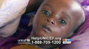 UNICEF/TAP Project TV Spot, 'Change' Featuring Angie Harmon - Thumbnail 6