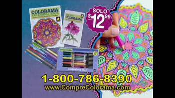 Colorama Books TV Spot, 'Actividad relajante' [Spanish] - Thumbnail 9