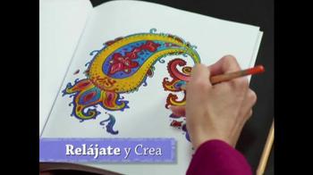 Colorama Books TV Spot, 'Actividad relajante' [Spanish]