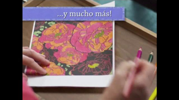 Colorama Books TV Spot, 'Actividad relajante' [Spanish] - Thumbnail 5