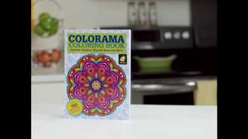 Colorama Books TV Spot, 'Actividad relajante' [Spanish] - Thumbnail 7