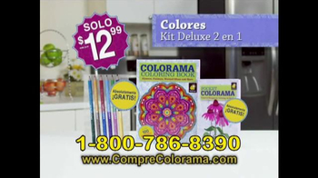 Colorama Books TV Spot, 'Actividad relajante' [Spanish] - Thumbnail 8