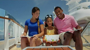 Disney Cruise Line TV Spot, 'Disney Channel: Disney Junior Vacation'