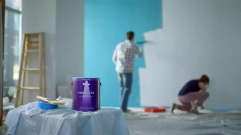 BEHR Marquee Paint and Primer TV Spot, 'Upstairs, Downstairs' - Thumbnail 3