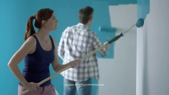 BEHR Marquee Paint and Primer TV Spot, 'Upstairs, Downstairs' - Thumbnail 4