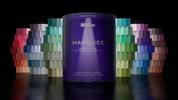 BEHR Marquee Paint and Primer TV Spot, 'Upstairs, Downstairs' - Thumbnail 7
