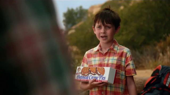 Little Debbie Oatmeal Creme Pies TV Spot, 'Camping' - Thumbnail 2