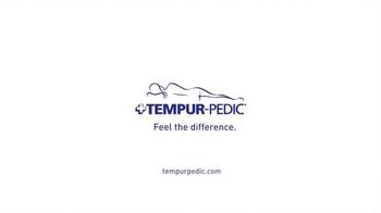 Tempur-Pedic TV Spot, 'There's a Tempur-Pedic Bed for Everyone' - Thumbnail 6