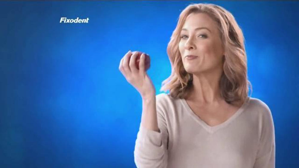 Fixodent TV Commercial, 'Like Natural'