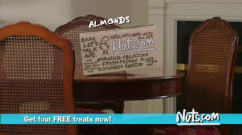Nuts.com TV Spot, 'Talking Nuts' - Thumbnail 3