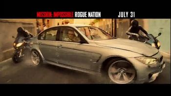 Mission: Impossible - Rogue Nation - Alternate Trailer 36