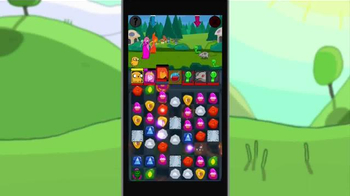 Cartoon Network Adventure Time Puzzle Quest App TV Spot, 'Get Ready' - Thumbnail 7