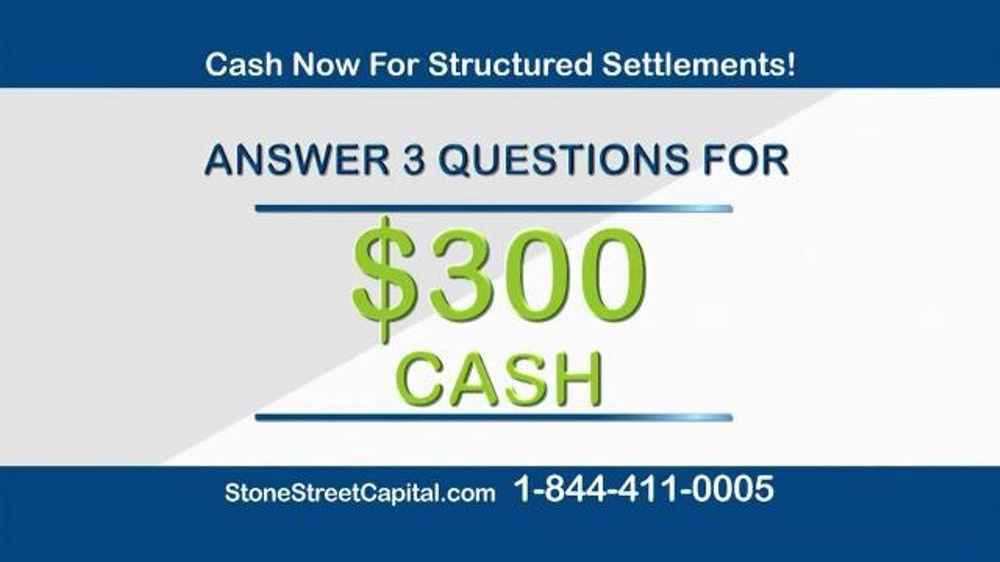 Pulaski Law Firm >> Stone Street Capital TV Commercial, 'Structured Settlements' - iSpot.tv