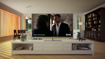 XFINITY Digital Preferred TV Spot, 'Showtime: Ray Donovan and Homeland'