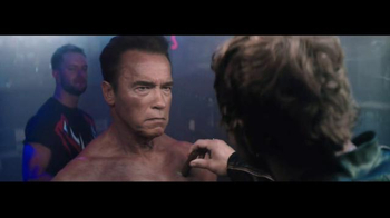 WWE 2K16 TV Spot, 'Arnold as the Terminator' Feat. Arnold Schwarzenegger