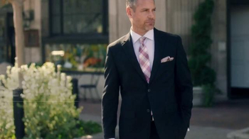Men's Wearhouse Summer Suit-Up Sale TV Spot, 'Suits and BOGO' - Thumbnail 1