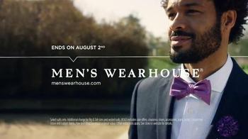 Men's Wearhouse Summer Suit-Up Sale TV Spot, 'Suits and BOGO' - Thumbnail 6