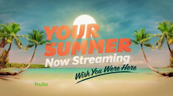 Hulu TV Spot, 'Your Summer Now Streaming' Song by Penguin Prison - Thumbnail 7