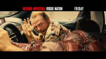 Mission: Impossible - Rogue Nation - Alternate Trailer 42
