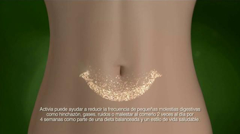 Activia Challenge TV Spot, 'Problemas digestivos' [Spanish] - Thumbnail 10