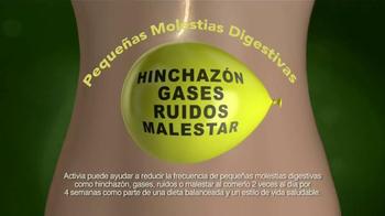 Activia Challenge TV Spot, 'Problemas digestivos' [Spanish] - Thumbnail 9