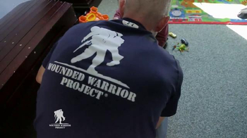 Wounded Warrior Project TV Spot, 'Family' Feat. Trace Adkins - Thumbnail 2
