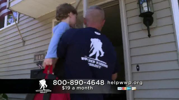 Wounded Warrior Project TV Spot, 'Family' Feat. Trace Adkins - Thumbnail 6