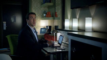 Holiday Inn Express TV Spot, 'Evening Breakfast Enthusiast' Ft. Rob Riggle - Thumbnail 2