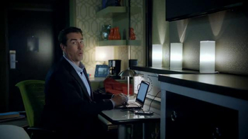 Holiday Inn Express TV Spot, 'Evening Breakfast Enthusiast' Ft. Rob Riggle - 2 commercial airings