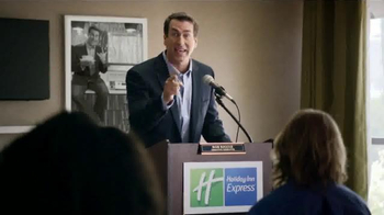 Holiday Inn Express TV Spot, 'Breakfast Excellence Honcho' Ft. Rob Riggle - Thumbnail 2