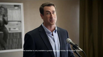 Holiday Inn Express TV Spot, 'Breakfast Excellence Honcho' Ft. Rob Riggle - Thumbnail 7