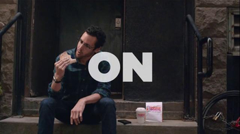 Dunkin' Donuts TV Spot, 'Keep on Running' Song by Tim Myers - Thumbnail 8