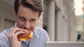 Dunkin' Donuts TV Spot, 'Keep on Running' Song by Tim Myers - Thumbnail 7
