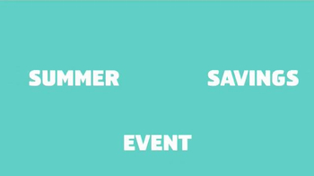 Lowe's Summer Saving's Event TV Spot, 'Batteries and Faucets' - Thumbnail 1