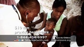 Save the Children TV Spot, 'John' - Thumbnail 7