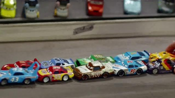 Cars Diecast Car Collection TV Spot