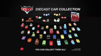 Cars Diecast Car Collection TV Spot - Thumbnail 3