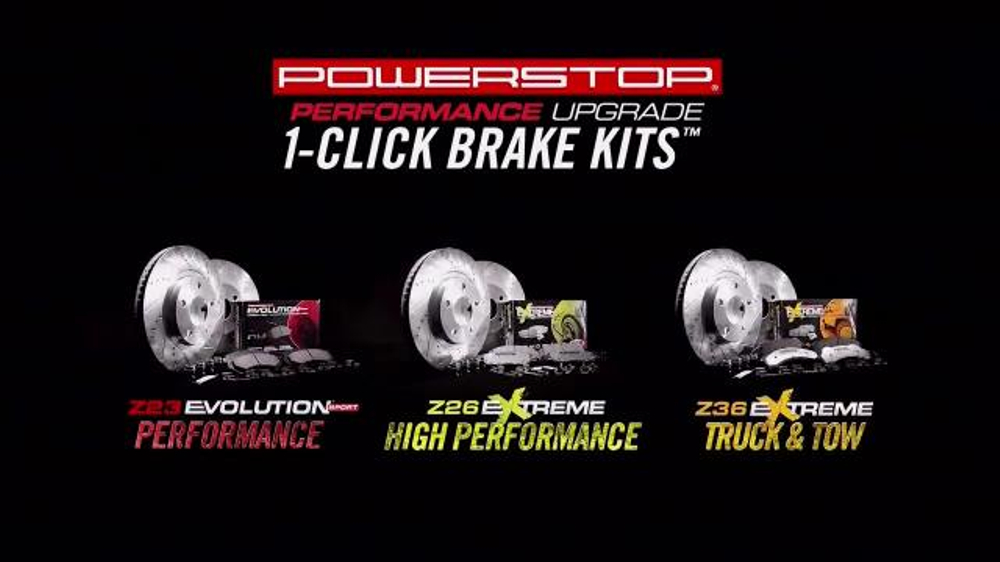 Powerstop 1 Click Brake Kits Tv Commercial Take Pride