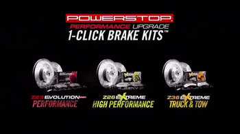 Powerstop 1-Click Brake Kits TV Spot, 'Take Pride'