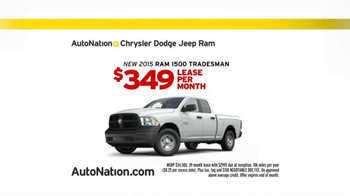 AutoNation Model Year End Sale TV Spot, 'The Difference' - Thumbnail 3