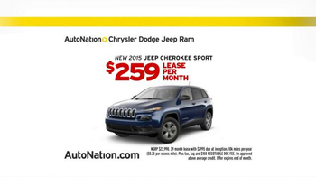 AutoNation Model Year End Sale TV Spot, 'The Difference' - Thumbnail 4