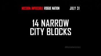 Mission: Impossible - Rogue Nation - Alternate Trailer 34