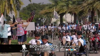 Wounded Warrior Project TV Spot, 'Soldier Ride' Featuring Dean Norris - Thumbnail 5