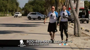 Wounded Warrior Project TV Spot, 'Soldier Ride' Featuring Dean Norris - Thumbnail 1