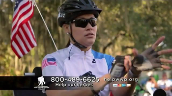 Wounded Warrior Project TV Spot, 'Soldier Ride' Featuring Dean Norris - Thumbnail 2