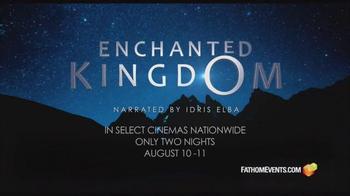 Fathom Events TV Spot, 'Enchanted Kingdom' - Thumbnail 8