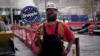 Snapple Straight Up Tea TV Spot, 'Keep Coming Back for More'
